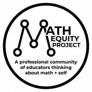 Math Equity Project Logo